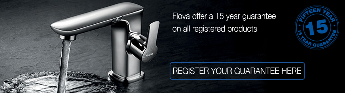 Flova 15 year guarantee